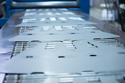 Lamination refurbish and core plate