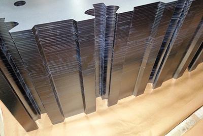 Pole Laminations Rotor Rim Assembly Laser Technologies